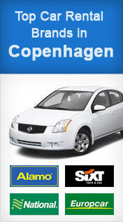 Top Car Rental Brands in Copenhagen